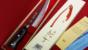 一生モノの三徳包丁!?「関虎徹」の切れ味が凄い...(汗)ついでに便利なキッチン用品揃えてみました^^